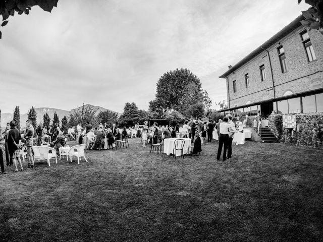 Il matrimonio di Davide e Silvia a Castelnuovo di Garfagnana, Lucca 50