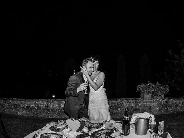 Il matrimonio di Davide e Silvia a Castelnuovo di Garfagnana, Lucca 53