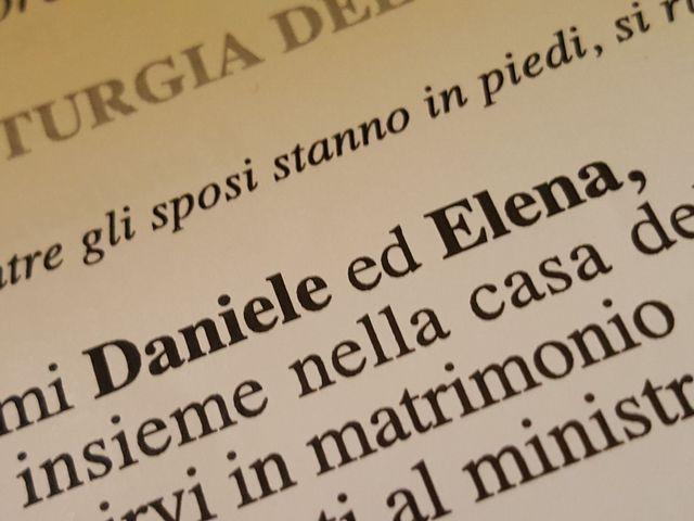 Il matrimonio di Daniele e Elena a Montesano Salentino, Lecce 1