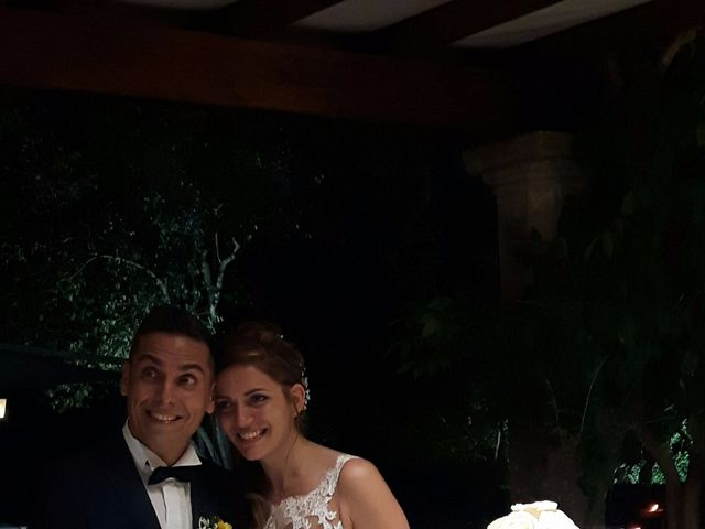 Il matrimonio di Daniele e Elena a Montesano Salentino, Lecce 5