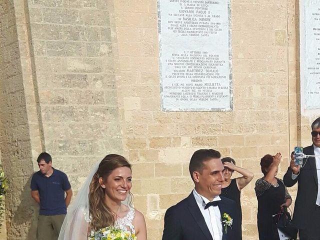 Il matrimonio di Daniele e Elena a Montesano Salentino, Lecce 9