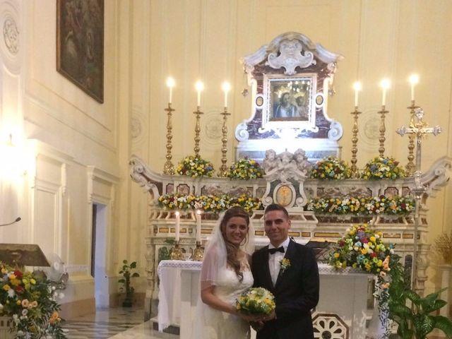 Il matrimonio di Daniele e Elena a Montesano Salentino, Lecce 10