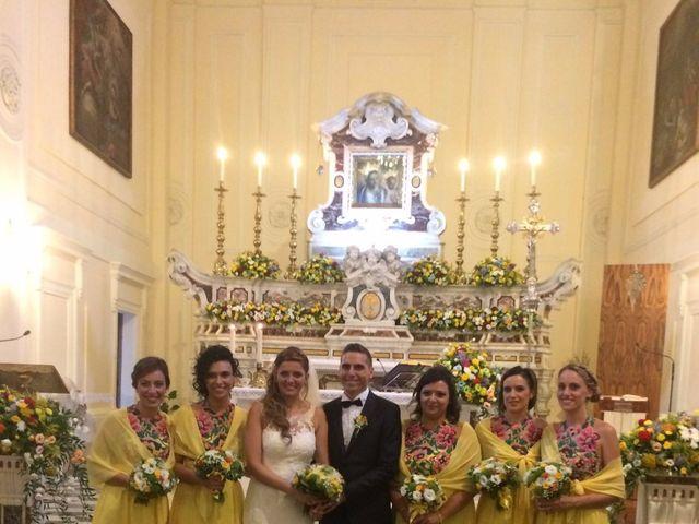 Il matrimonio di Daniele e Elena a Montesano Salentino, Lecce 11
