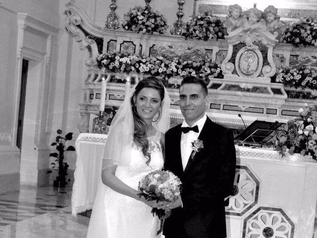 Il matrimonio di Daniele e Elena a Montesano Salentino, Lecce 12
