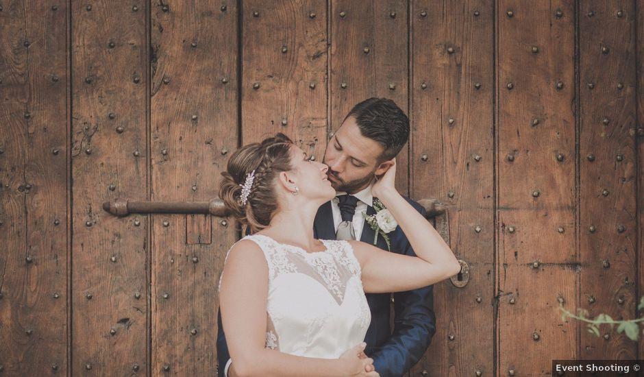 Il matrimonio di Paolo e Eleonora a Borgo Grappa, Latina