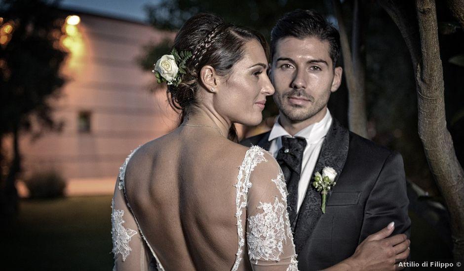 Il matrimonio di Marco e Chiara a Isernia, Isernia