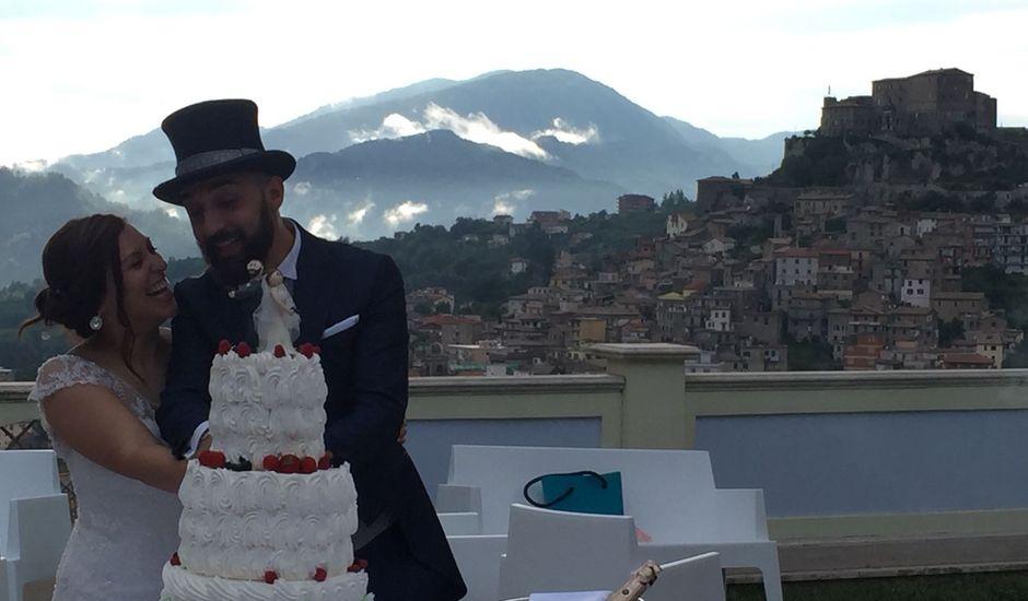 Il matrimonio di Daniele  e Fania  a Roviano, Roma