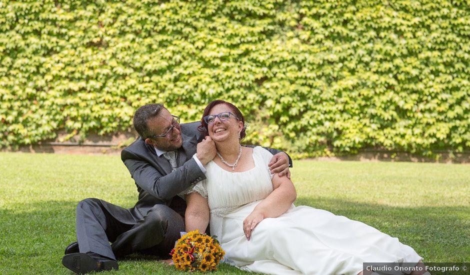 Il matrimonio di Claudio e Tatiana a Alessandria, Alessandria