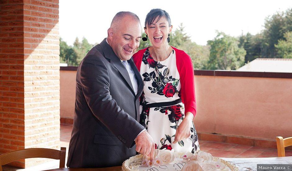 Il matrimonio di Mauro e Monica a Salussola, Biella