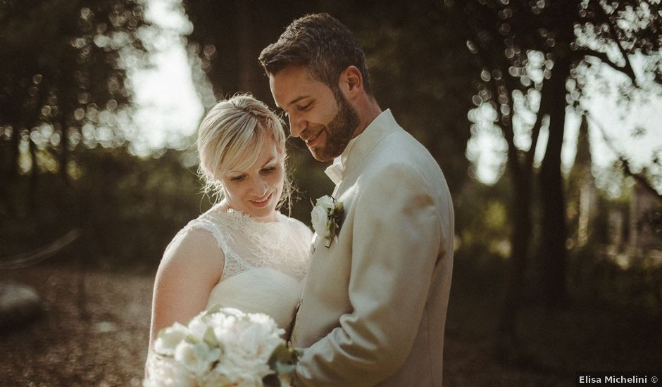 Il matrimonio di David e Sandra a Spoleto, Perugia
