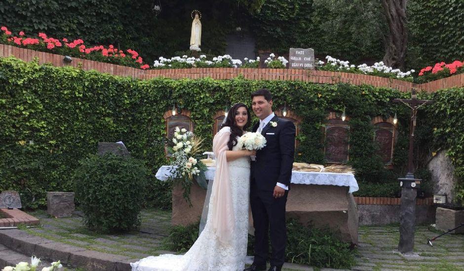 Il matrimonio di Sebastiano  e Sonia a Acireale, Catania