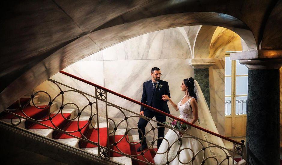 Il matrimonio di Stefano e Dalila a Noto, Siracusa