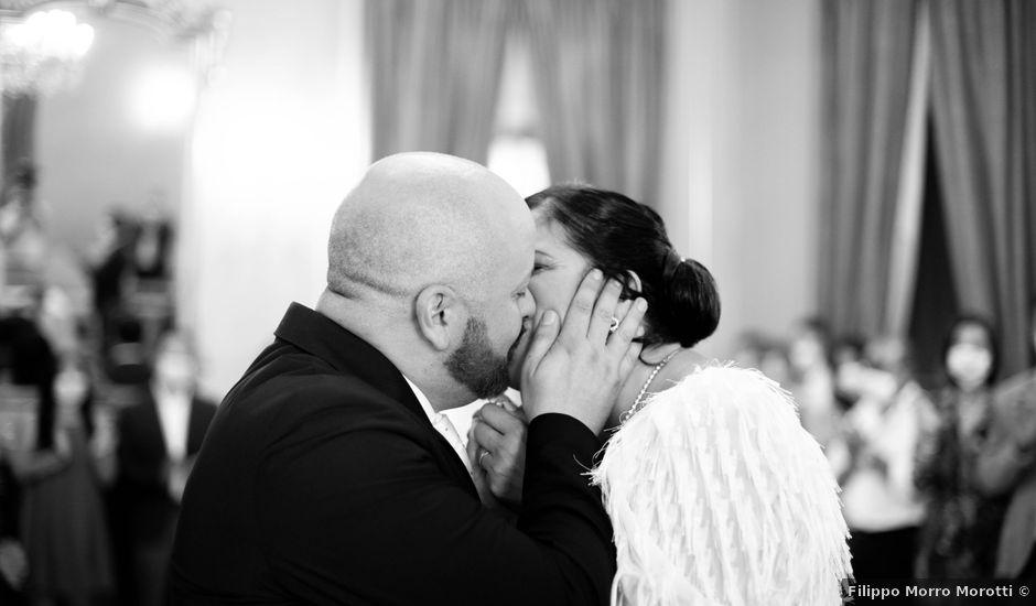 Il matrimonio di Carlo e Manuela a Caltanissetta, Caltanissetta