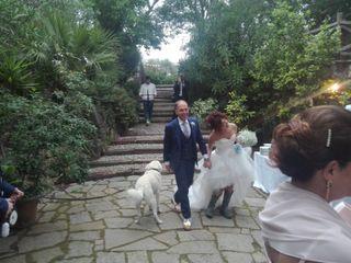 Le nozze di Paola e Domenico
