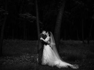 Le nozze di Claudia e Dario