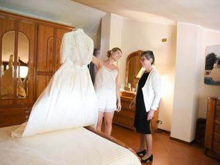 Le nozze di Arianna e Marco 1