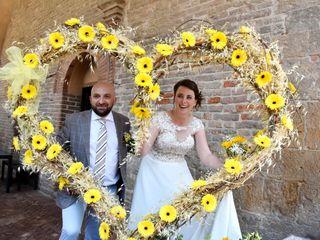 Le nozze di Manuel e Laura