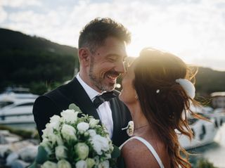 Le nozze di Ilaria e Carlo
