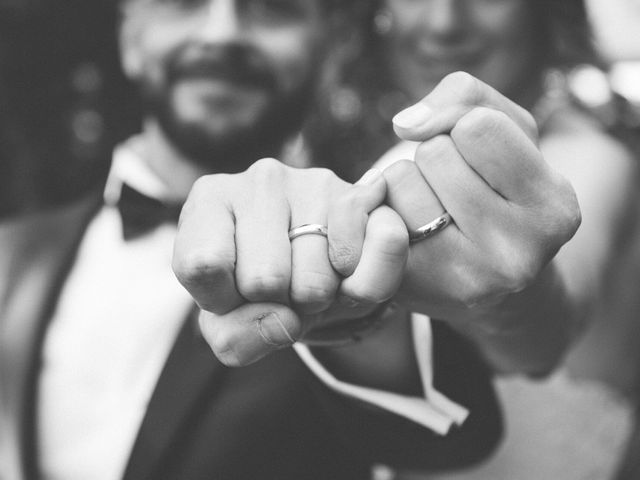 Le nozze di Monica e Stefano