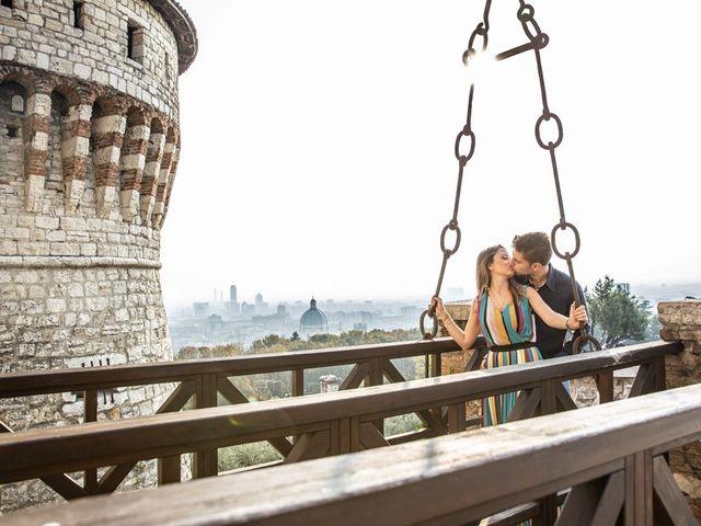 Il matrimonio di Andrea e Alessandra a Bolgare, Bergamo 9