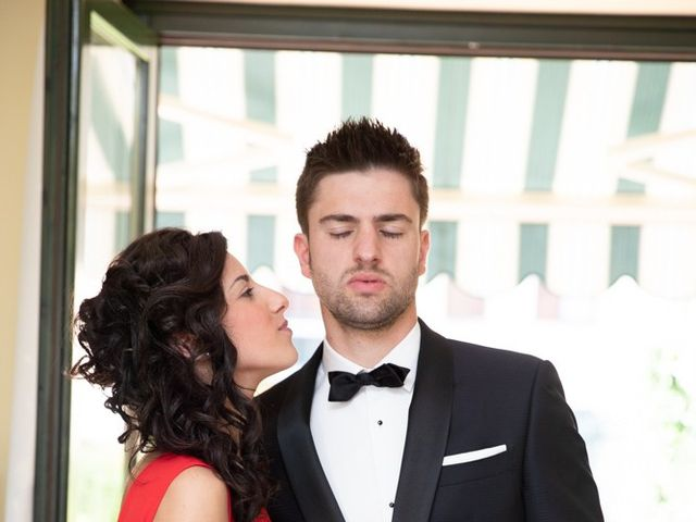 Il matrimonio di Andrea e Alessandra a Bolgare, Bergamo 71