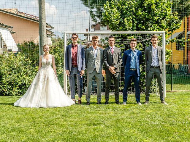 Il matrimonio di Andrea e Alessandra a Bolgare, Bergamo 81