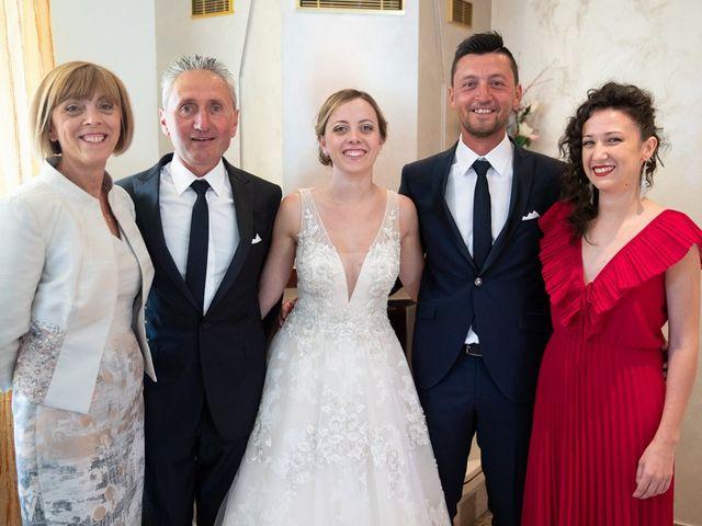 Il matrimonio di Andrea e Alessandra a Bolgare, Bergamo 85