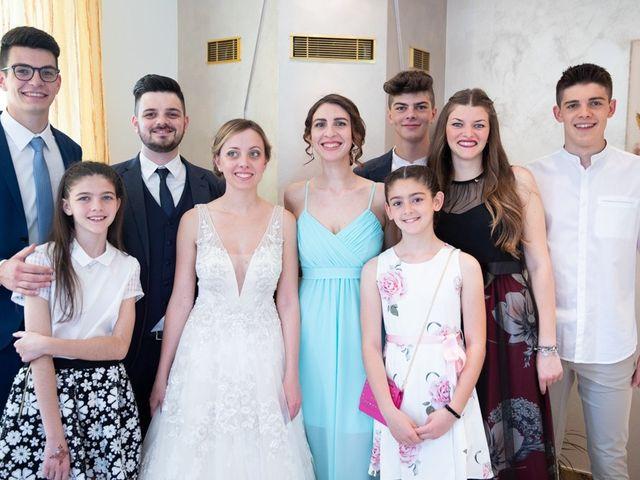 Il matrimonio di Andrea e Alessandra a Bolgare, Bergamo 89