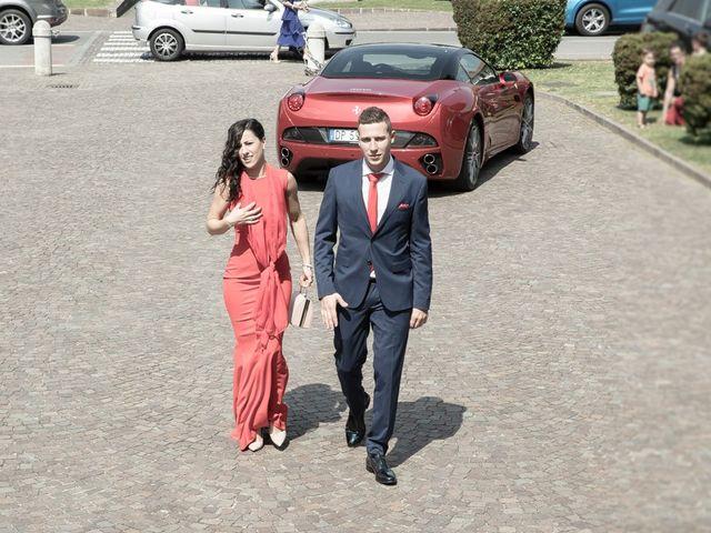 Il matrimonio di Andrea e Alessandra a Bolgare, Bergamo 107