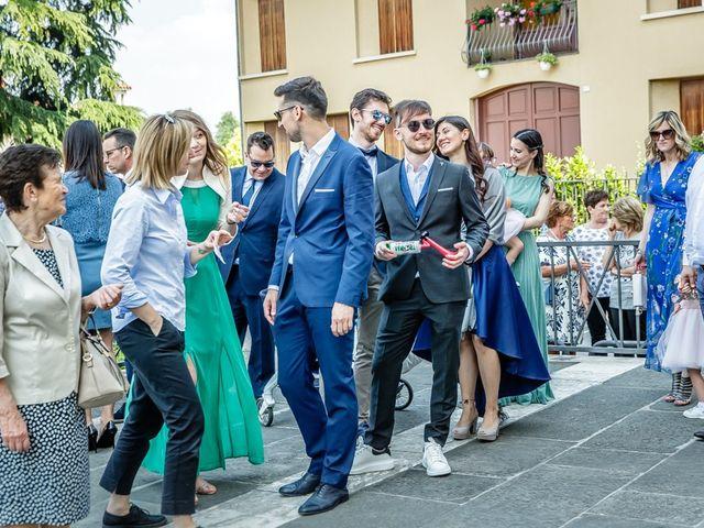 Il matrimonio di Andrea e Alessandra a Bolgare, Bergamo 111