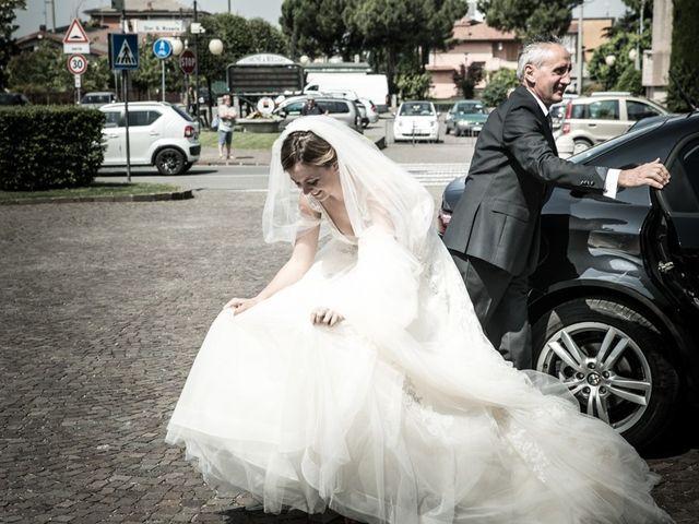 Il matrimonio di Andrea e Alessandra a Bolgare, Bergamo 120