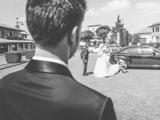 Il matrimonio di Andrea e Alessandra a Bolgare, Bergamo 122