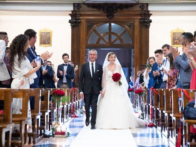 Il matrimonio di Andrea e Alessandra a Bolgare, Bergamo 140