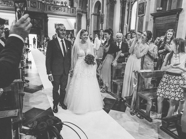 Il matrimonio di Andrea e Alessandra a Bolgare, Bergamo 141