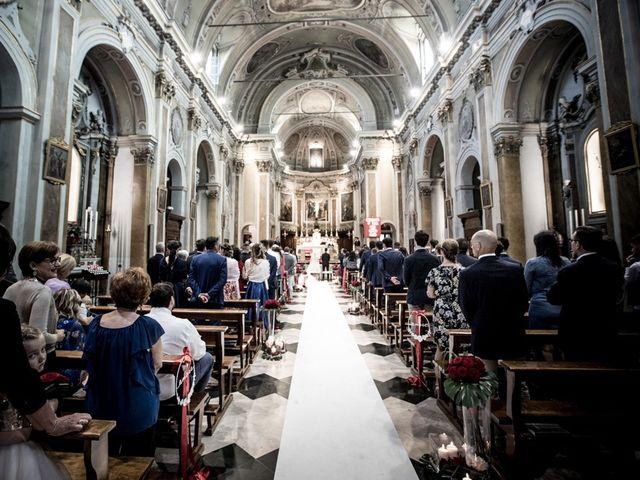 Il matrimonio di Andrea e Alessandra a Bolgare, Bergamo 142