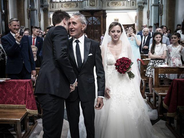 Il matrimonio di Andrea e Alessandra a Bolgare, Bergamo 143