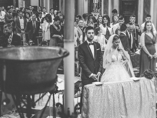 Il matrimonio di Andrea e Alessandra a Bolgare, Bergamo 144