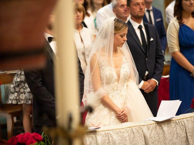 Il matrimonio di Andrea e Alessandra a Bolgare, Bergamo 146