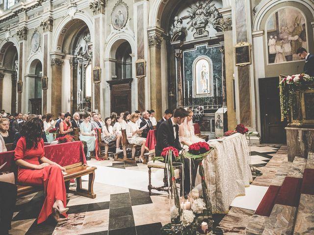 Il matrimonio di Andrea e Alessandra a Bolgare, Bergamo 149