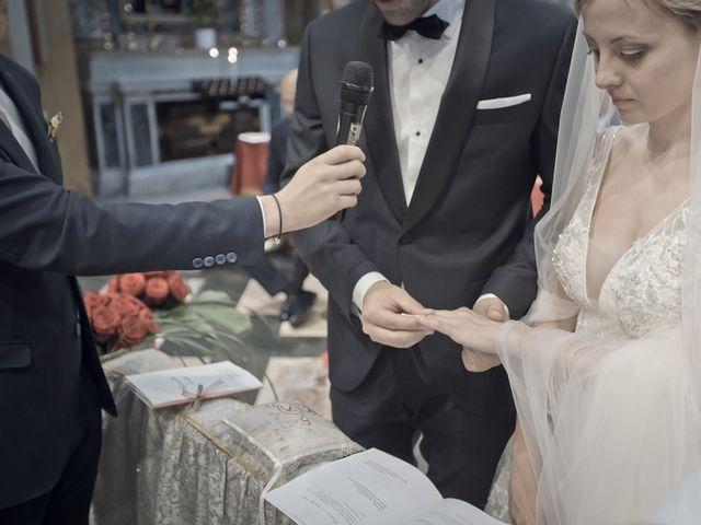 Il matrimonio di Andrea e Alessandra a Bolgare, Bergamo 156