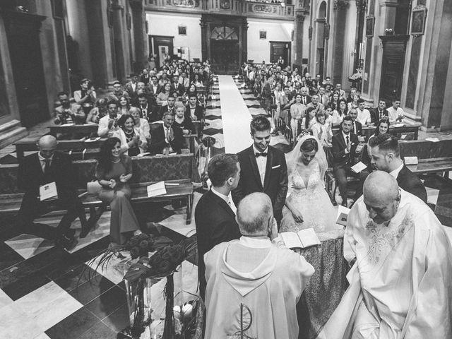 Il matrimonio di Andrea e Alessandra a Bolgare, Bergamo 159