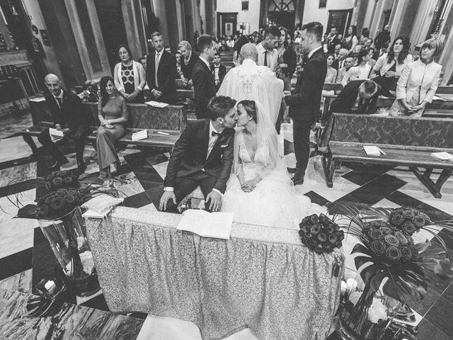 Il matrimonio di Andrea e Alessandra a Bolgare, Bergamo 161