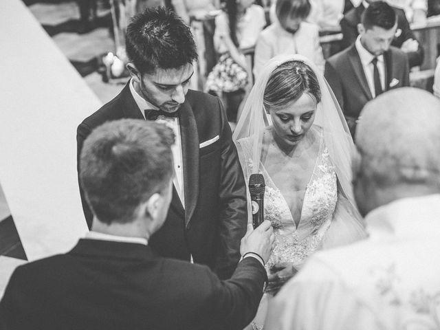 Il matrimonio di Andrea e Alessandra a Bolgare, Bergamo 163