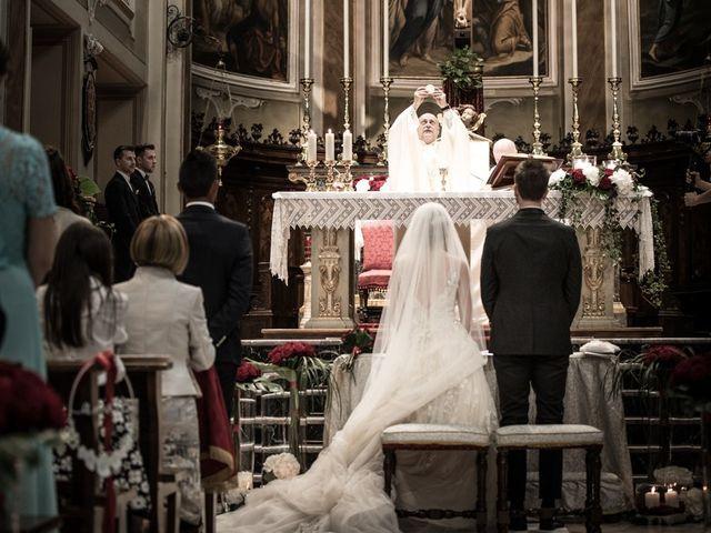 Il matrimonio di Andrea e Alessandra a Bolgare, Bergamo 172