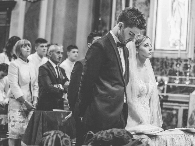 Il matrimonio di Andrea e Alessandra a Bolgare, Bergamo 173