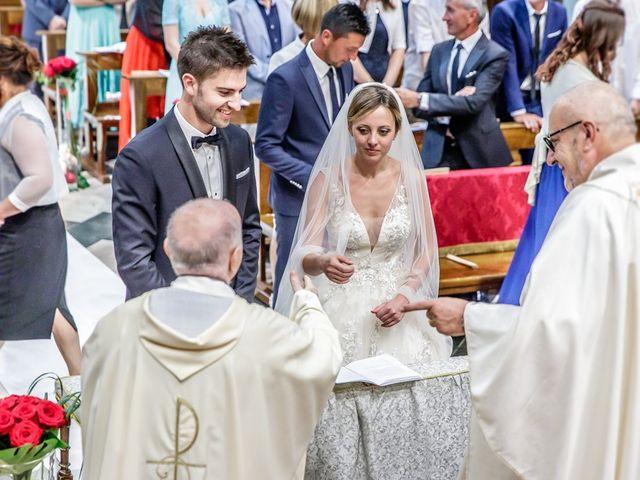 Il matrimonio di Andrea e Alessandra a Bolgare, Bergamo 174