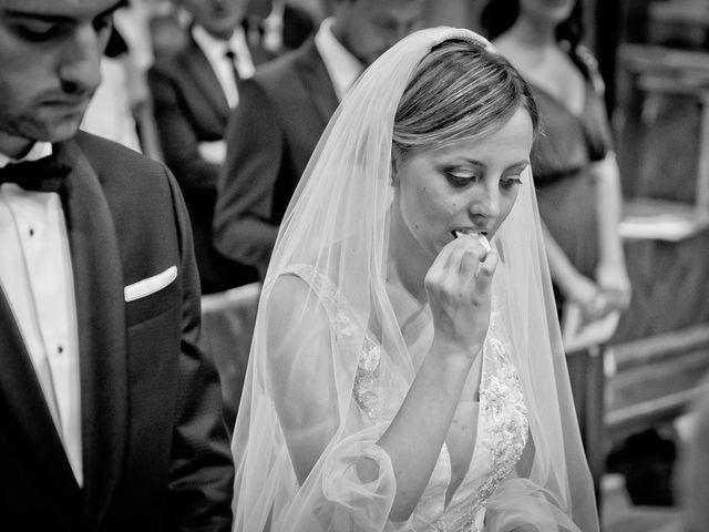 Il matrimonio di Andrea e Alessandra a Bolgare, Bergamo 176
