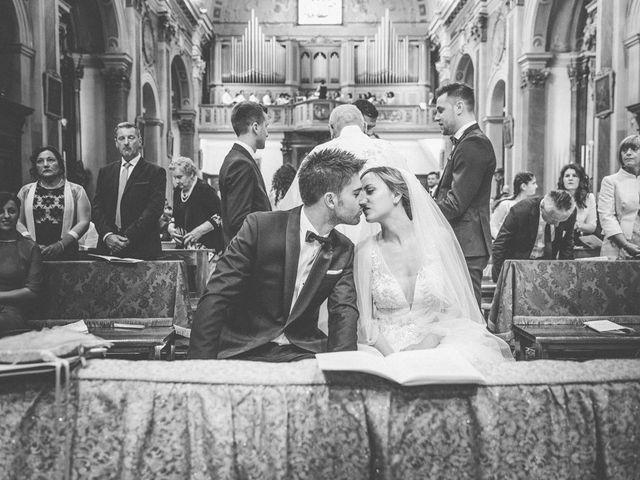 Il matrimonio di Andrea e Alessandra a Bolgare, Bergamo 177