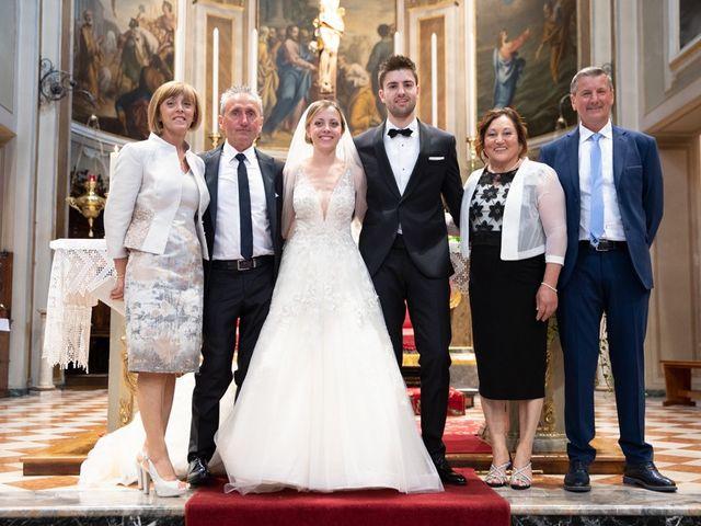 Il matrimonio di Andrea e Alessandra a Bolgare, Bergamo 179