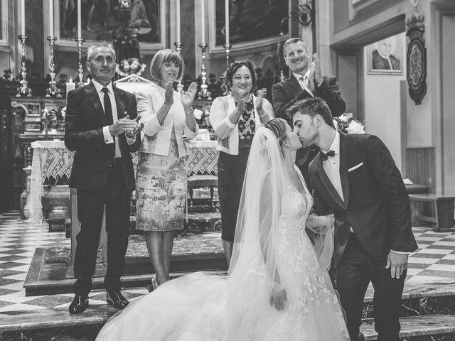 Il matrimonio di Andrea e Alessandra a Bolgare, Bergamo 180